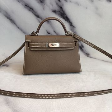 ​爱马仕Hermes Mini Kelly 二代 型号:7834 A款