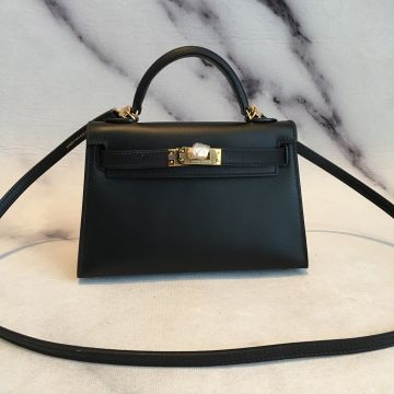 ​爱马仕Hermes Mini Kelly 二代 型号:7834 H款