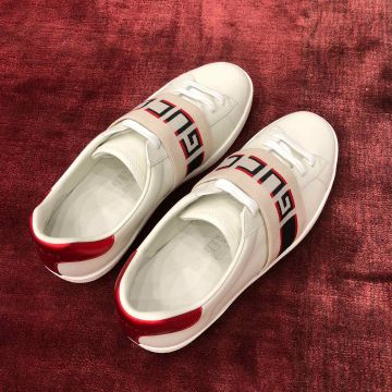古驰Gucci  Ace Sneakers系列小白鞋 G3011 C款