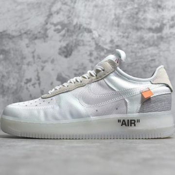 Nike耐克OFF-WHITE × Nike Air Force 1 白色 N1003 C款