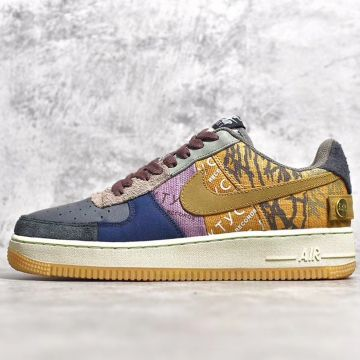 Nike耐克​Travis Scott x Air Force 1 N1003 E款