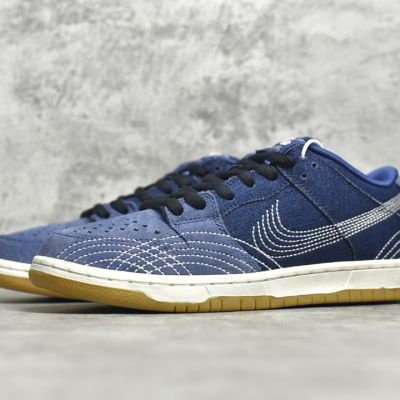 "Nike耐克 SB Dunk  Low PRM ""Denim Gum""单宁牛仔"""